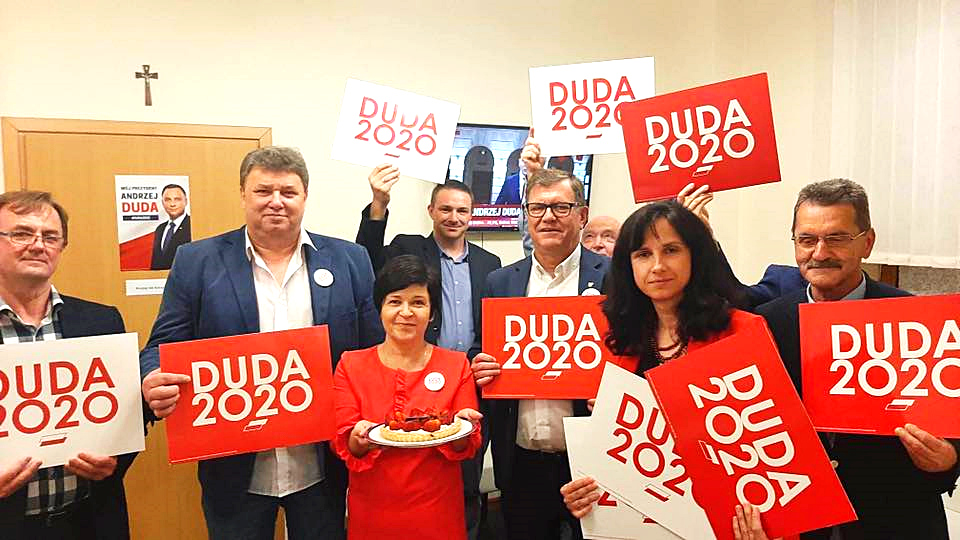 Prezydent Andrzej Duda wygrywa II turę wyborów