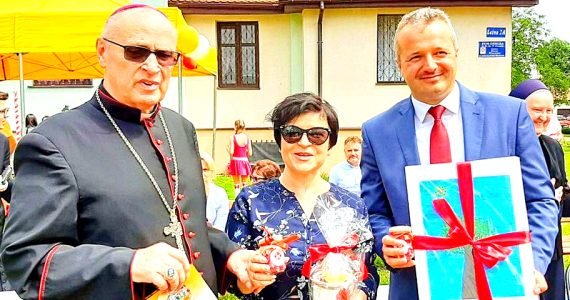 Nowe obiekty sportowe w Domu Dziecka Caritas we Włocławku