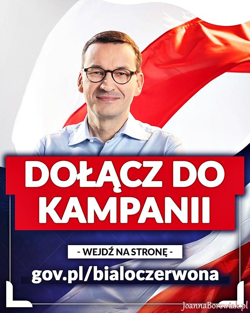 Piękna i jakże ważna inicjatywa Premiera Mateusza Morawieckiego