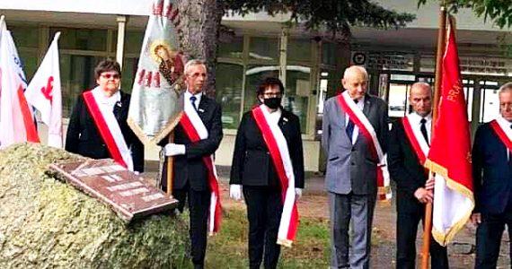 Obchody 40. rocznicy powstania NSZZ Solidarność w Toruniu