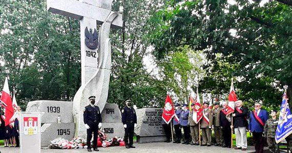 Obchody 81 rocznicy agresji sowieckiej na Polskę we Włocławku