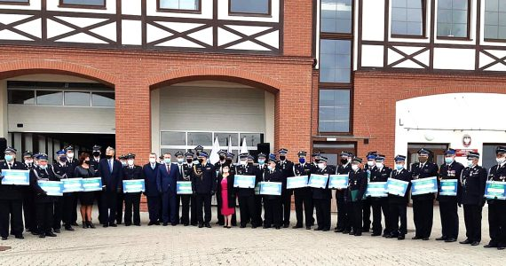 33 Jednostki OSP w naszym regionie otrzymały vouchery