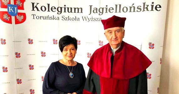 Nowy Rok Akademicki 2020-2021 w Kolegium Jagiellońskim w Toruniu