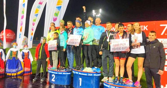 7 ANWIL Półmaraton Włocławek