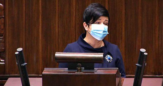 Pytanie w sprawie sytuacji w Służbie Zdrowia oraz ocena zachowania opozycji w czasie epidemii