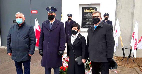 Obchody 39. rocznicy wprowadzenia stanu wojennego we Włocławku