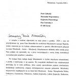Kolejna interwencja poselska Poseł Joanny Borowiak u Marszałka województwa ws. połączeń kolejowych