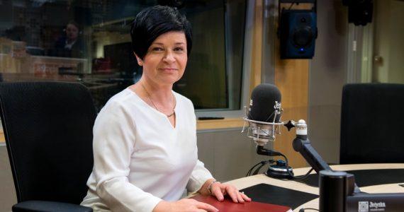 Poseł Joanna Borowiak gościem Rozmowy Dnia w Polskim Radio
