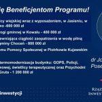 44 inwestycje z programu FIL dla naszego regionu