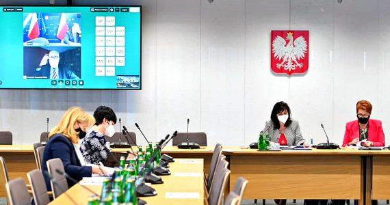 Posiedzenie Komisji Polityki Społecznej i Rodziny