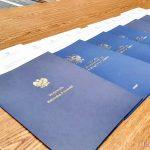 Uroczyste wręczenie promes dla OSP z województwa kujawsko-pomorskiego