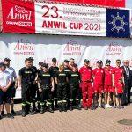 Uroczyste otwarcie Mistrzostwa Polski ANWIL CUP 2021
