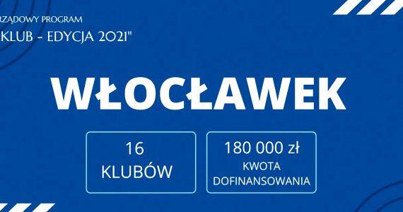 Rządowe dofinansowanie dla małych i średnich klubów sportowych we Włocławku