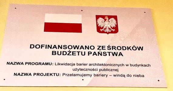 Likwidacja barier architektonicznych we Włocławku