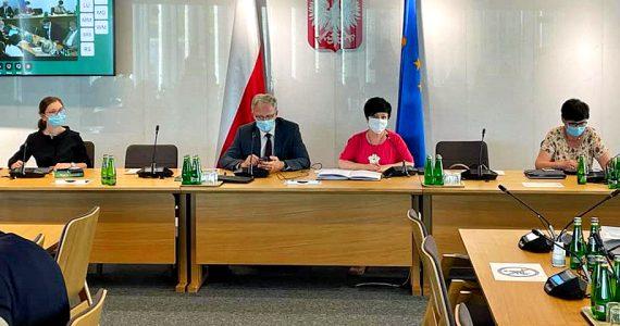 Pracowity dzień Poseł Joanny Borowiak w Sejmie RP