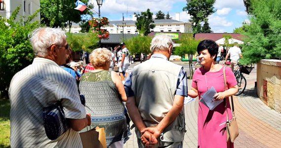 Spotkania i rozmowy o programie Polski Ład w Ciechocinku