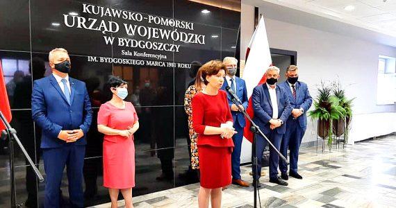 Konsultacje Strategii Demograficznej 2040 z udziałem minister Marleny Maląg