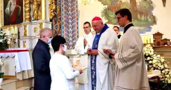Jubileusz parafii Podwyższenia Krzyża Świętego w Radziejowie