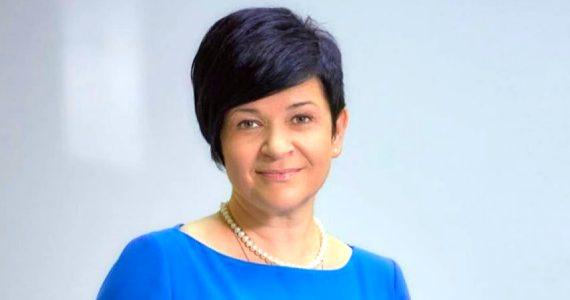 Poseł Joanna Borowiak w TVP Bydgoszcz